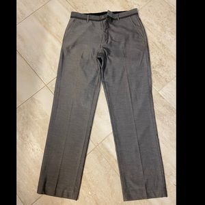 Calvin Klein grey dress pants 32x32